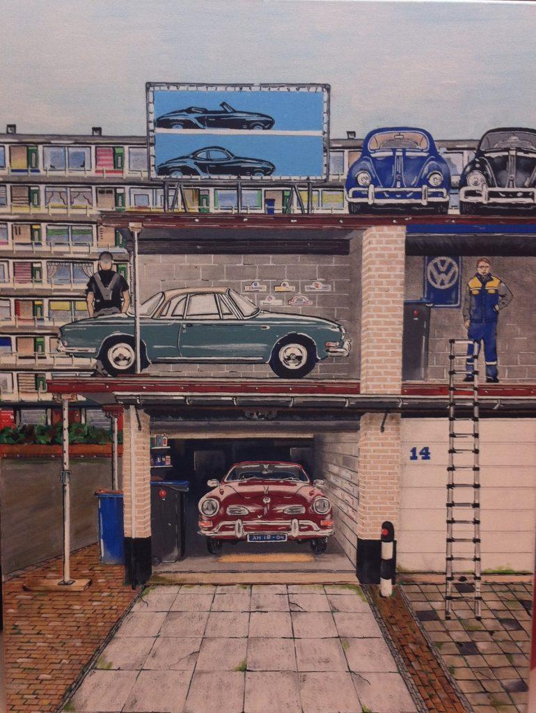 Afbeelding van Garage Karmann Ghia