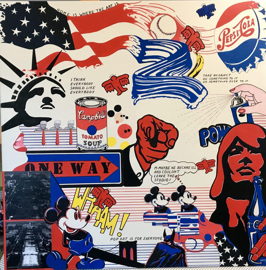 Afbeelding van USA Art