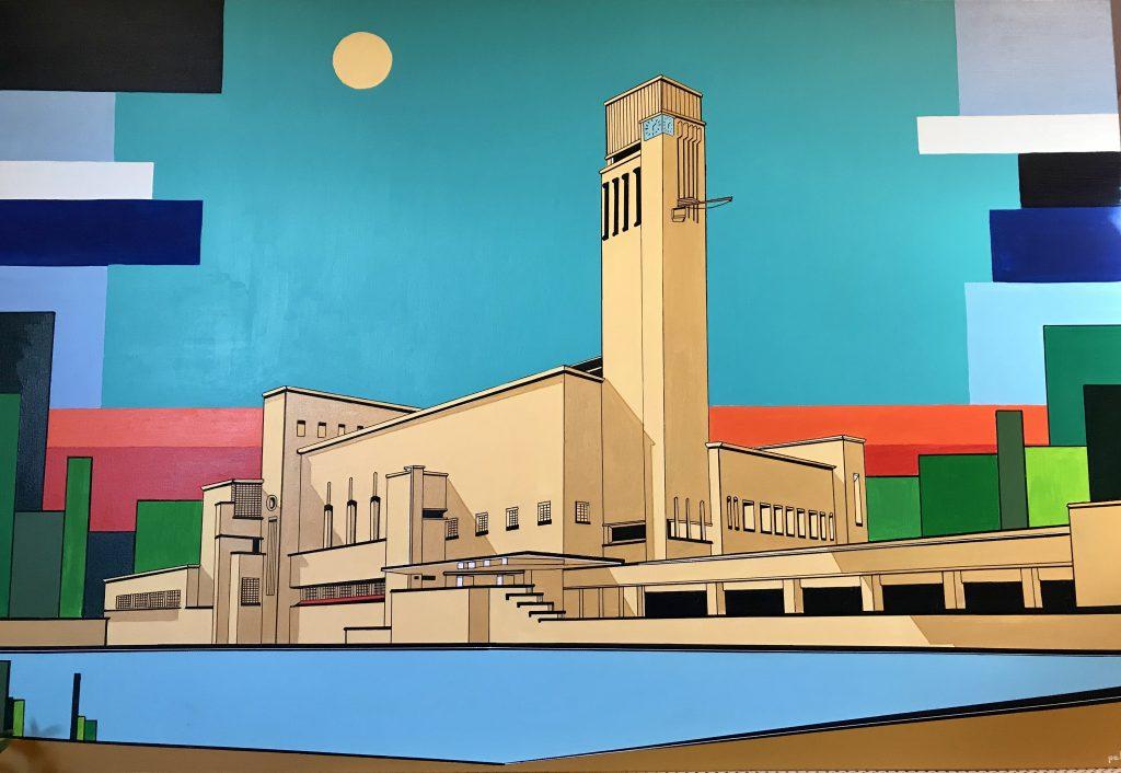 Afbeelding van Raadhuis Hilversum