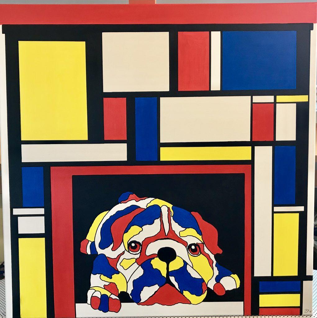 Afbeelding van Piet's doghouse