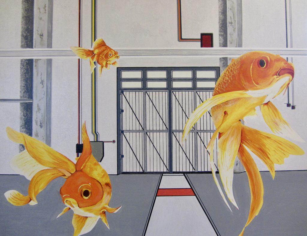 Afbeelding van Goldfish-bowl