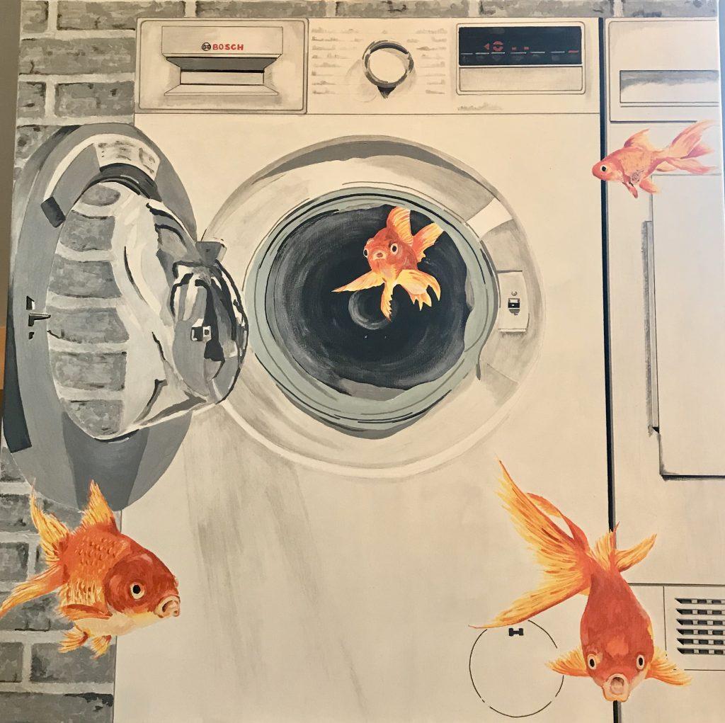 Afbeelding van Fish – wash