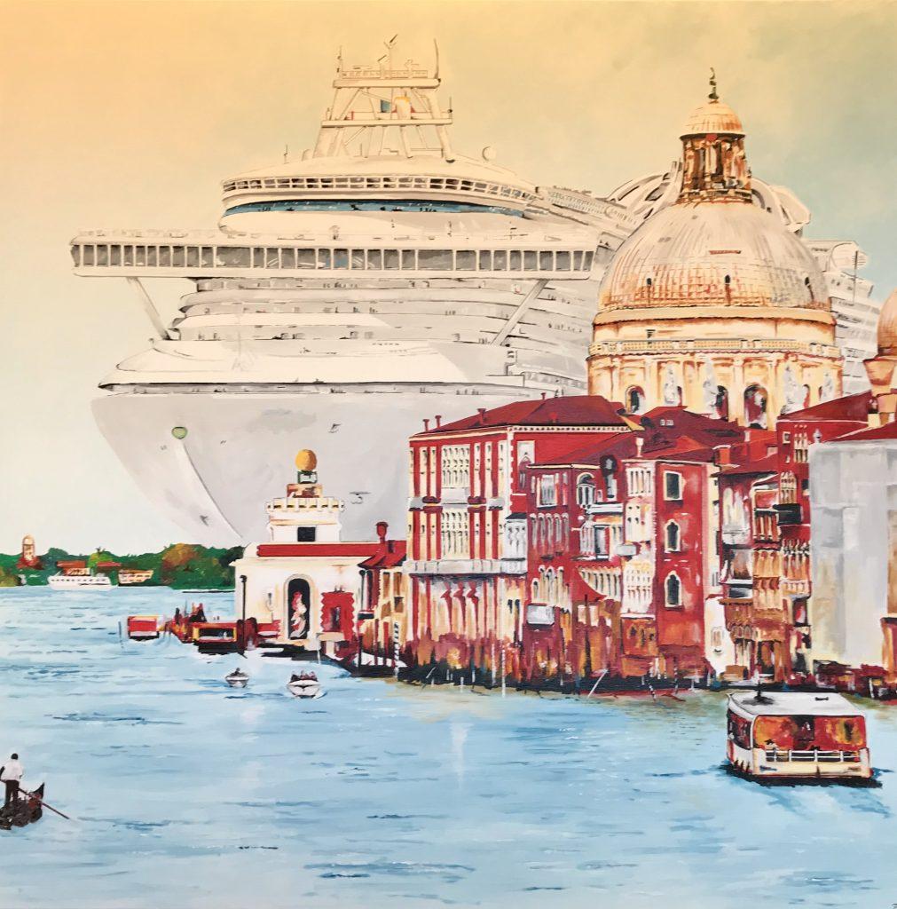 Afbeelding van Is dit Venetië ?