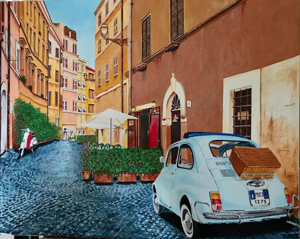 Afbeelding van Bella Italia.